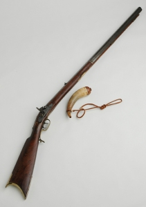 Civil War era rifle