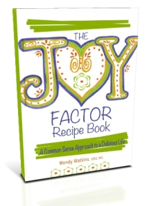 Joy Factor book graphic