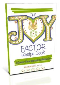 Joy Factor book graphic