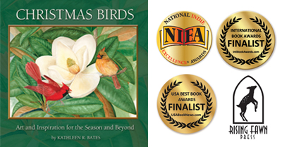 Christmas Birds FB 400x209 w awrds